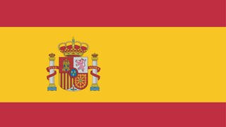 Flagge - Spanien (Foto: Colourbox)