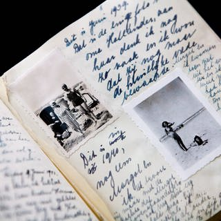 Anne Frank Tagebuch (Foto: picture-alliance / Reportdienste, dpa Picture-Alliance)