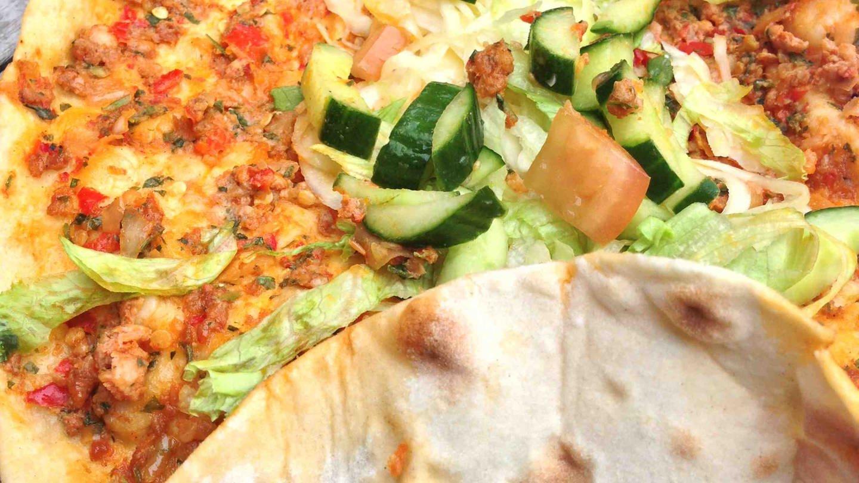 Lahmacun (Türkische Pizza) (Foto: SWR/Nordisch Filmproduction)