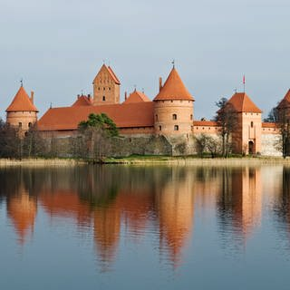 Wasserburg - Trakai (Foto: Colourbox)