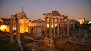 Forum Romanum (Rom) (Foto: Colourbox)