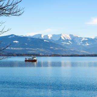 Der Bodensee (Foto: Colourbox)
