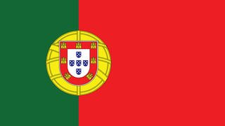 Portugal - Flagge (Foto: Colourbox)